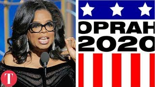This Is Why Oprah Will Be The Next President