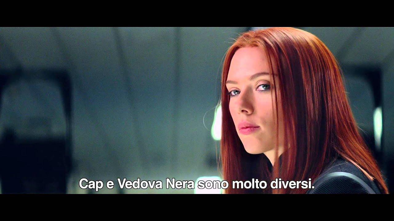 Captain America The Winter Soldier Vedova Nera Pod