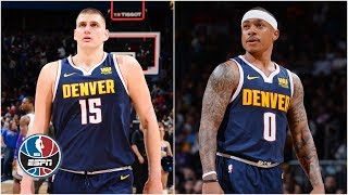 Nikola Jokic tips in winner in triple-double performance, Isaiah Thomas returns | NBA Highlights