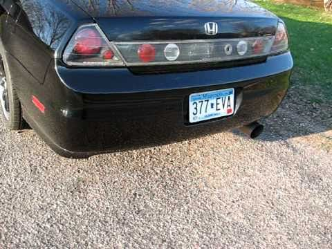 2001 Honda Accord Coupe Walk Around