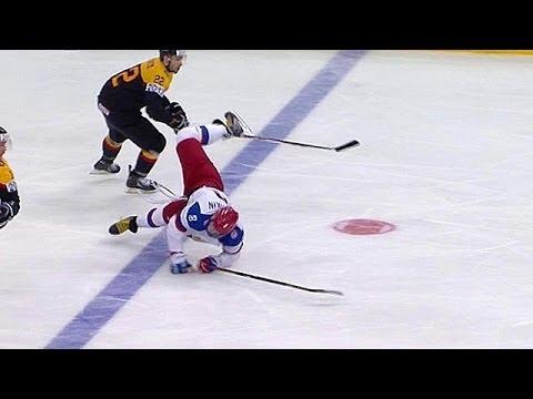 смотреть хоккей россия-германия 2017