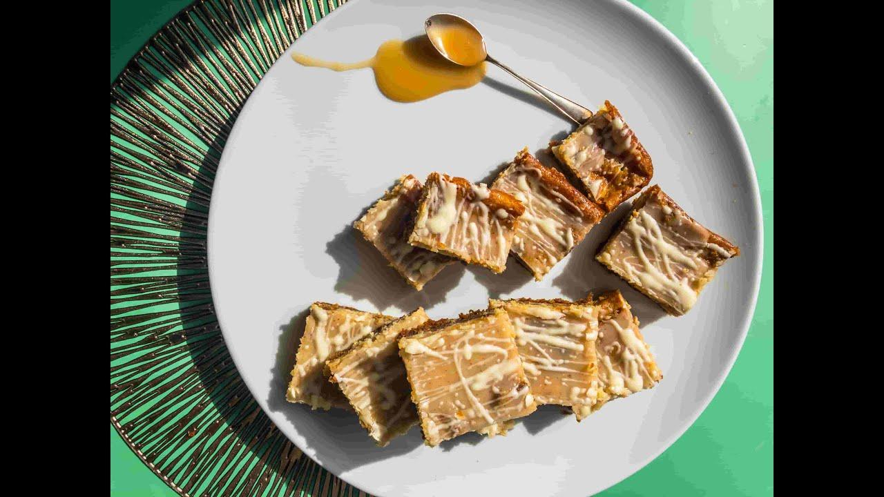 עוגת גבינה, לוטוס וקרמל