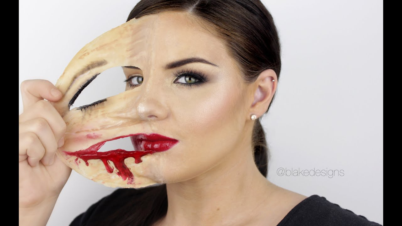 Peeling Face (latex skin) - Show your real face :: MAKEUP TUTORIAL ...