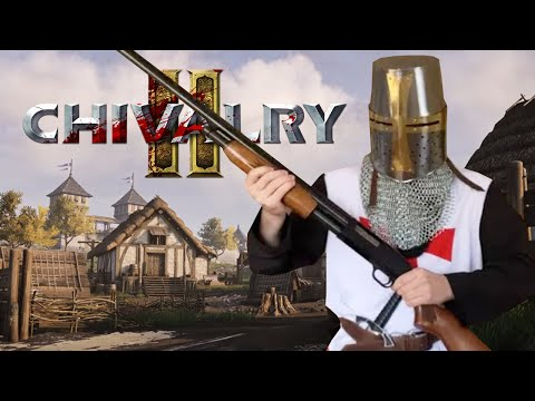 I tried Chivalry 2 so you won't have to