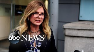Civil rights attorney Lisa Bloom speaks out amid accusations