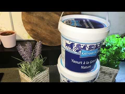 Готовим у Каси домашний творог из греческого йогурта классический рецепт творога домашний творог