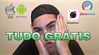 Baixar COMO BAIXAR FACETUNE DE GRAÇA (iOS & Android) 🚫💸