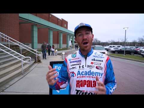 2018 Indianapolis Boat Sport and Travel Show | Jacob Wheeler