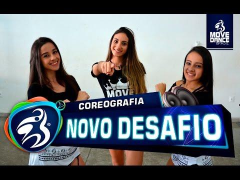 Vingadora - Novo Desafio - Move Dance Brasil - Coreografia(choreografy)