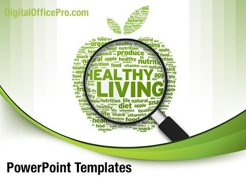 Healthy living powerpoint template backgrounds digitalofficepro healthy living powerpoint template backgrounds digitalofficepro 00253 toneelgroepblik Gallery