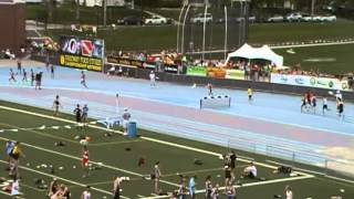 3A Boys 1600 meters @ Iowa High School State Track Meet (5-18-2013)