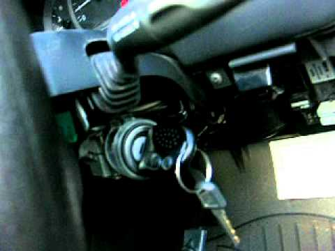 Commodore Vx2 Ignition Key Barrel Repair 5 Youtube