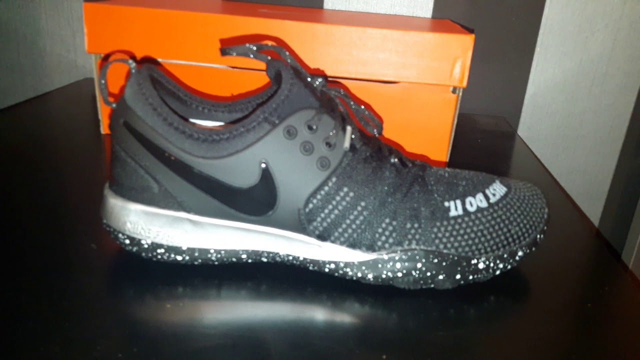 cd9717272 Unboxing Nike Free TR 7 Selfie - YouTube