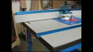 Kreg Precision Router Table Review By Newwoodworker