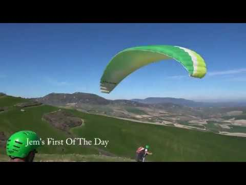 Part 1: Elementary pilot licence March 2018. A Journey To Become A Qualified Paragliding Pilot
