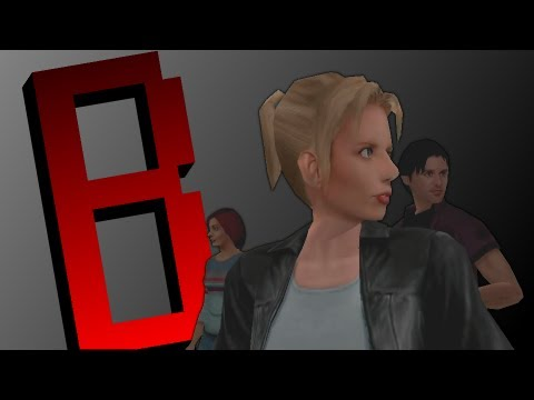 Buffy the Vampire Slayer : Chaos Bleeds PS2 Season 1 Ep 3