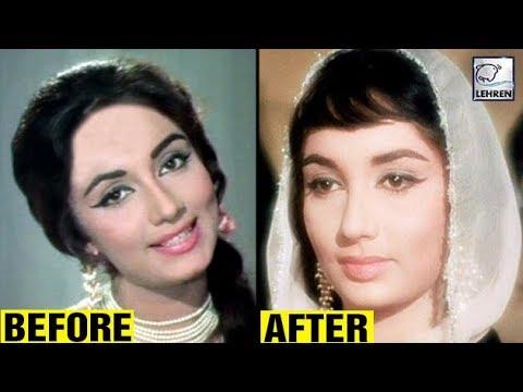 """Secret Behind Sadhana's Famous Hair Style """"Sadhana Cut"""""""