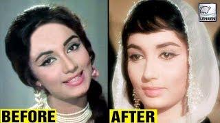 Secret Behind Sadhana's Famous Hair Style