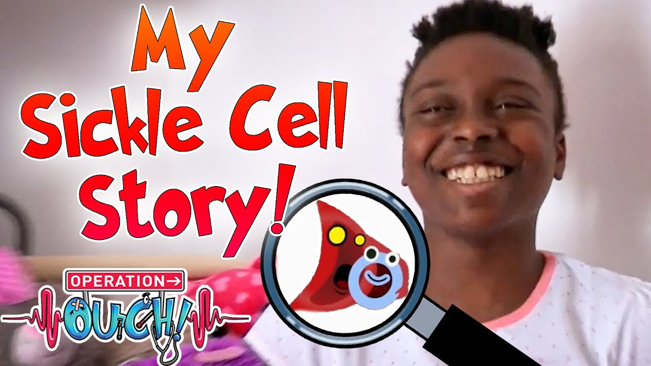 Bolu's Sickle Cell Anaemia Story 🩸 | Ouch Patients | Operation Ouch