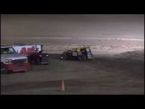 Creek County Speedway Dwarf Car Feature 5-26-2017