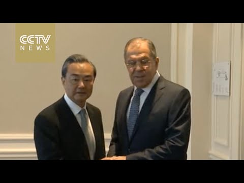 China and Russia vow closer political, economic ties