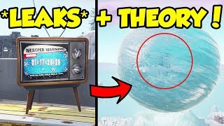 THE ICE STORM EVENT LEAKS + THEORIES!