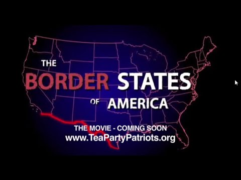 The BORDER STATES of AMERICA - The Movie
