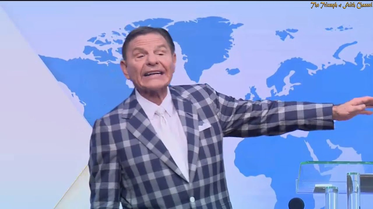 Dr. Kenneth Copeland @ International Ministers Conference Day 2, [Evening Session] May 2, 2018