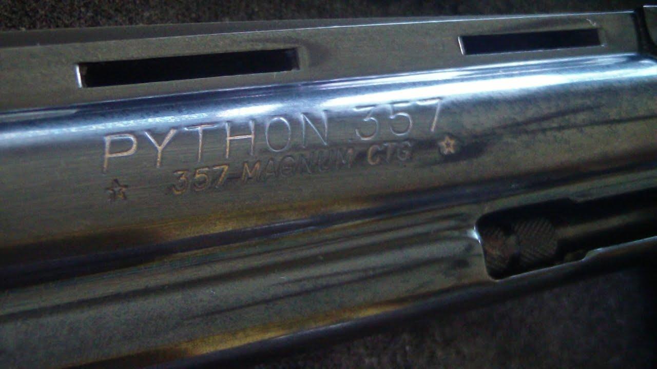 Обзор страйкбольного револьвера Tanaka Colt SAA 5.5'' Jupiter .