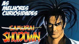 Samurai Shodown - As Melhores Curiosidades #02