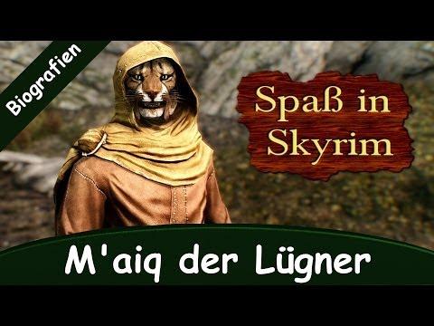Elder Scrolls Biografien | M'aiq der Lügner - Die Stimme der Spieleentwickler