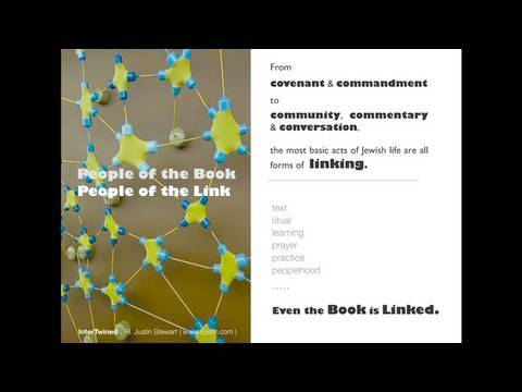 LINK | People of the Book - People of the Link