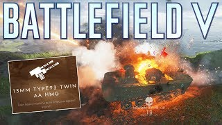 Infantry players fear the Japanese KA-MI Tank! - Battlefield V Pacific