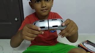 KIDS PLAYING WITH A TOY TRAIN ❤ High Speed bullet Train Unboxing | Play with Ashwin | Toys For Kids