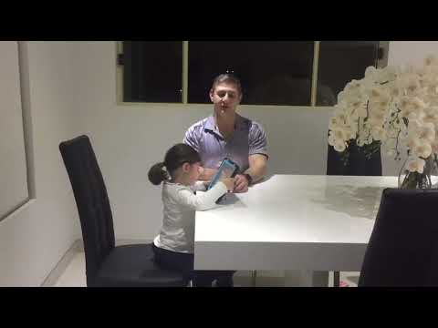 iPad Posture - help your kids prevent future problems!
