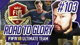 STARTING A NEW SERIES?! - #FIFA18 Road to Glory! #103 Ultimate Team