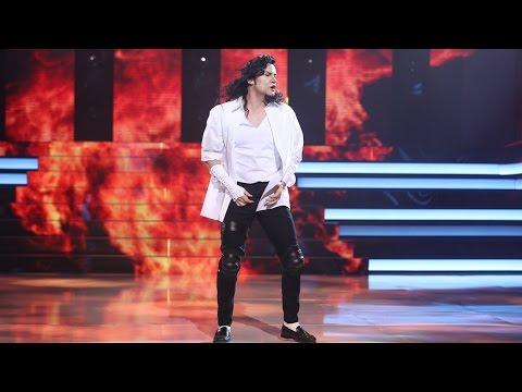 Dabeat imita a Michael Jackson - Tu Cara No Me Suena Todavía