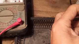 Sửa bếp từ GOLDSUN lỗi không nhận nồi, không  nóng