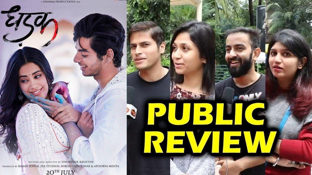 Dhadak PUBLIC Review | Audience Gone Crazy For This Romantic Film