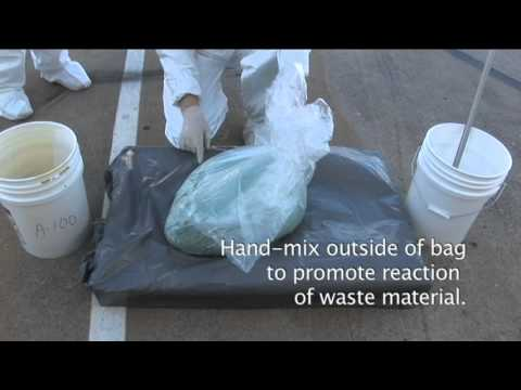 Disposal Of Waste Chemical