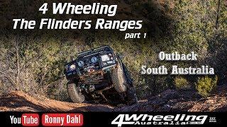 4 Wheeling The Flinders Ranges, part 1 of 6