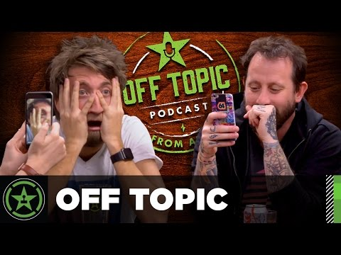 Off Topic: Ep. 7 - Who's Dead? Who's Dead? Somebody's Dead.