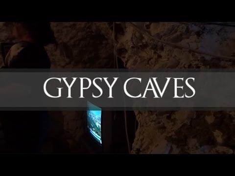 GYPSY CAVES IN GRANADA! Play Granada Night Tour