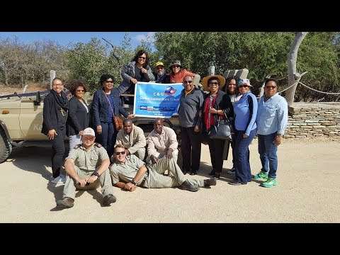 C&G GLOBAL CONNECTIONS TRAVEL 2016 GROUP TOUR OF SOUTH AFRICA
