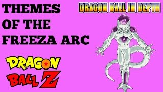 Dragon Ball Z Frieza Saga Themes
