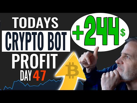 Day 47 Crypto Trading Bot Results
