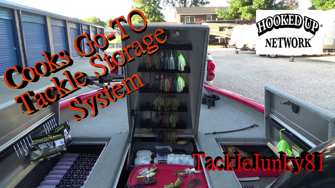 Tackle Organization Amp Storage Cooks Go To Tackle System