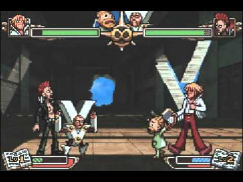 Zatch Bell Electric Arena - Kanchome VS Victoream - YouTube