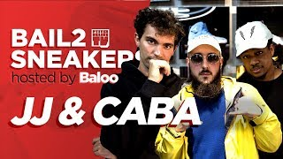 CABALLERO & JEANJASS - Bail 2 Sneakers