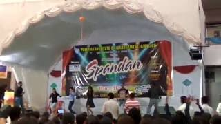 Download Hindi Video Songs - Lagawelu jab lipistic - Ashish live performance - spandan - PIMG